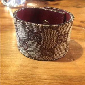 Vintage Gucci bracelet